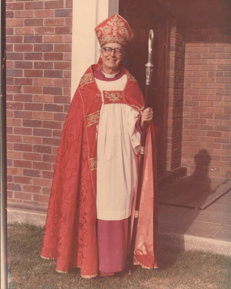 bishop mark nye